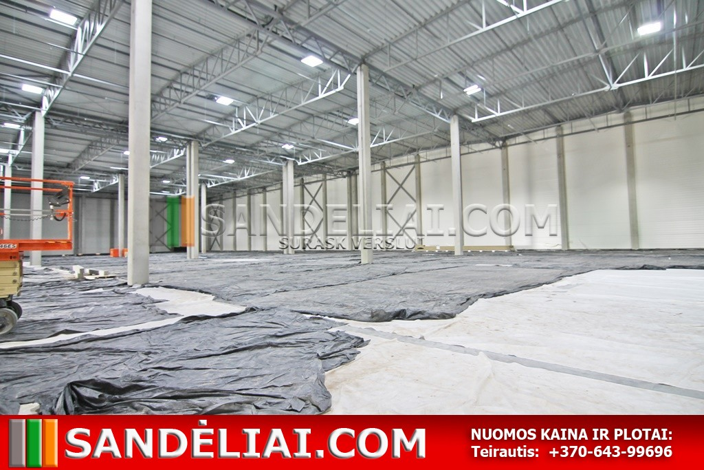 10 warehouse for rent in vilnius lithuania