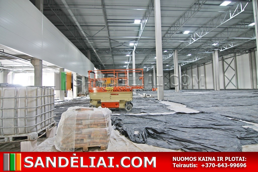 24 Commercial industrial property rent vilnius modern logistic warehouse rent